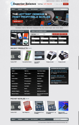 Superior Balances Web Design Oklahoma City