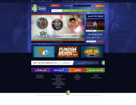The Gate Church Website Design Oklahoma City